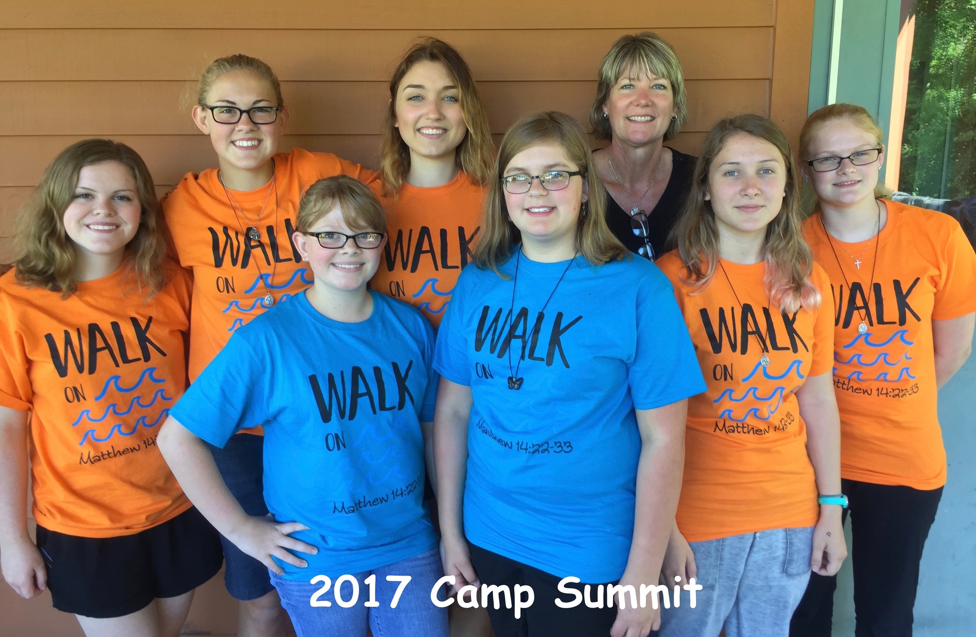 2017 Camp Summit